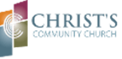 Christ's Community Church Sticky Logo Retina